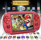 Kyпить 1GB & 8GB Video Game Console - 4.3 Inch MP4 MP5 Player - Handheld Game System на еВаy.соm