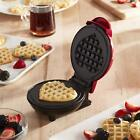 NEW Mini Heart Maker Waffle Iron,perfect personal waffle maker Perfect gift