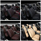 5-seats Car Seat Cover Mat PU Leather Chair Cushion SFW Fits Honda CRV 2012-2016 on eBay