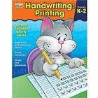 Kindergarten Workbook Pre-Handwriting Letter Tracing Practice ABC Book Preschool