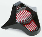 Fly Racing Kinetic Pro Shorty Helmet Mouthpiece 73-3282 Black/Red/Lime