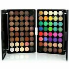 Pro 40 Colors Eyeshadow Palette Cream Eye Shadow Makeup Cosmetic Matte Shimmer