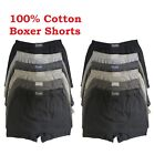 Kyпить 100% Cotton Pack Of 6x 12x Mens Boxer Shorts Extra Soft Button Fly Underwear  на еВаy.соm