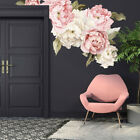 Giant Peony Flower Wall Decal Kids Nursery Sticker Home Decor Art Decal Gift Diy