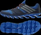 adidas PERFORMANCE MENS SPRINGBLADE SOLYCE SPORT RUNNING TRAINERS SHOES - Navy