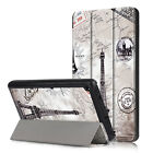 """For All-New Amazon Fire 7 2019 7"""" inch Tablet Case Flip Thin Leather Stand Cover"""