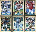 2019 Topps Gypsy Queen baseball base set cards #1-150 - Pick Your Player