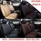 Car Seat Cover Cushion PU Leather Chair Mat 3D Surrounded For Hyundai Sonata SFW on eBay