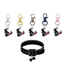 Houston Texans Pet Tag Collar Charm Football Dog Cat - Pick Your Color $14.99 USD on eBay