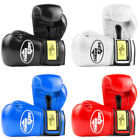 Boxing Gloves Pro Men Women Training Sparring UFC Kickboxing Muay Thai Bag Mitt