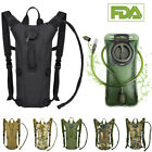 L Hydration Pack/Backpack Bag With Water Bladder For Hiking Cyclin
