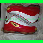 NEW - Iverson Legacy Reebok Basketball Shoes Philadelphia 76ers Red White on eBay