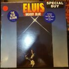 Elvis Presely Moody Blue LP MINT/CUTOUT-BENDS/SEALED RCA AFLI-2428 HYPE STICKERS