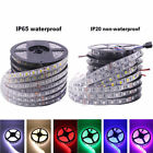 Bright 12V 5M 16.4ft 5050 RGB Waterproof SMD 300 LED Flexible Strip light