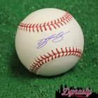 Dylan Cozens Philadelphia Phillies Autographed Signed OML Baseball JSA Authentic on Ebay