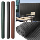 6 Sizes PVC Garden Fence Privacy Screen Protector Screening Border Fencing Panel
