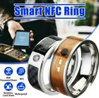 Waterproof Smart Ring NFC Intelligent Stainless Steel Finger Ring For Android BJ