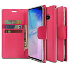 Flip Holder leather Wallet Case Cover for iPhone XS, Galaxy S10 S8 Note9 10+