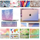 2in1 Matt Hard Protective Case  Keyboard Cover for Macbook Air Pro 11 13 Touch