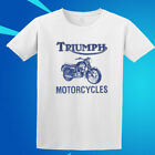 New Item Bob Dylan HWY 61 Triumph Motorcycle T Shirt Cotton Size S-2XL $19.81 CAD on eBay