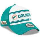 2019 Miami Dolphins New Era 39THIRTY NFL Sideline Home On Field Cap Hat Mesh on eBay