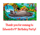 PERSONALISED+PARTY+BAGS+SWEET+BUFFET+FAVOUR+CLASSIC+DISNEY+JUNGLE+BOOK+BEAR