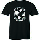 Prestige Worldwide Movie T-Shirt - Boats and Hoes Catalina TV Funny Comedy Tee