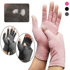 Sports Health Half Finger Recovery Therapeutic Compression Arthritis Gloves @YXX $9.07 USD on eBay