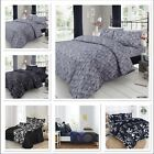Complete Bedding set with Duvet cover , Fitted Sheet and Pillow case