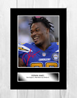 Derwin James NFL Los Angeles Chargers reproduction signed poster choice of frame $25.98 USD on eBay