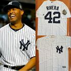 NWOT Men's Mariano Rivera New York Yankees Baseball Jersey (S,M,L,XL,2XL) on Ebay