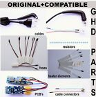 GHD Hair Straightener Repair -Parts Thermal Fuse Cable Heater Pcb Spares Part