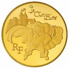 GOLD PUSS IN BOOTS 8,45g ,920% 50 euros 2012