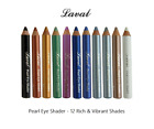 Laval Pearl Eye Shader Eyeshadow Pencil - Choose from 12 Rich & Vibrant Colours