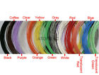28AWG 0.8mm OD Silver Plated FEP Wire High Purity OFC Copper Cable HiFi Audio