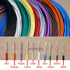 14AWG 2.4mm OD Silver Plated FEP Wire High Purity OFC Copper Cable HiFi Audio