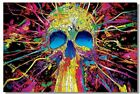 Poster Psychedelic Trippy Colorful Ttrippy Surreal Abstract Astral Art Print 29