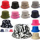 Mens Womens Bucket Hat Hunting Camping Boonie Fisherman Sun Caps Outdoor Fishing