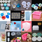 Clear Silicone Jewellery Storage Box Mold Resin Making Mould Casting Craft DIY