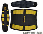 Double Pull Lumbar Lower Back Support Brace Breathable Waist Pain Relief Belt