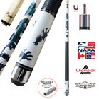 The Butt of Champion White Dragon Pool Cue Stick with Predator Uniloc Joint $84.52 USD on eBay