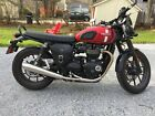 2016 Triumph Other 2016 Triumph Street Twin Exc Condition LOADED