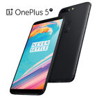 """OnePlus 5T 6.0"""" 6GB/128GB Black Dual 20MP Octa Core Android Phone by Fed-ex"""