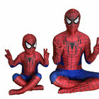 The Avengers Spiderman Super Hero Kid Adults Fancy Dress Costume Christmas Party