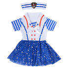 Sailor Sweetie Girls Costume