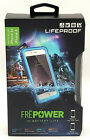 "New Waterproof Battery Case by Lifeproof Fre Power for 4.7"" iPhone 6s & 6 Colors"