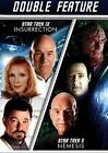NEW--Star Trek Ix: Insurrection / Star Trek X: Nemesis (DVD, 2 DISC) on eBay