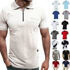 Men's Polo Shirts Short Sleeve Slim Fit T-Shirt Golf Sport Casual Tee Top Summer image