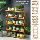 2/3/4/5 Tiers Flower Shelf Plant Stand Pot Display Garden Home Decor Outdoor