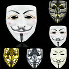 Anonymous Hacker Christmas V For Vendetta Guy Face Mask Childrens Adults Unisex
